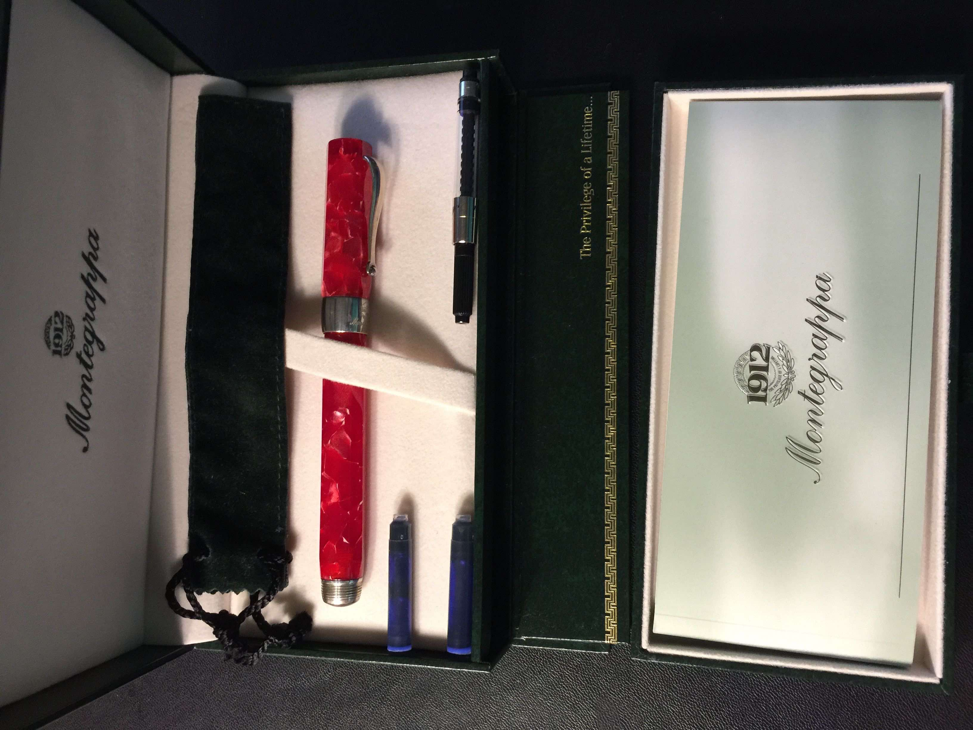 Pens and Pencils: : Montegrappa: Symphony