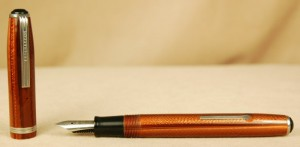 Possibly used, you would be hard pressed to tell it with this near mint condition Esterbrook LJ series pen.