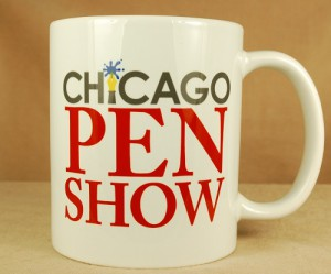 What do you think of our 2016 Chicago Pen Show mug?